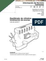 Manual de Equilibrado de Cilindros en Camiones Volvo