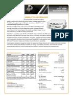 Aruba 3000 Series Controller Data Sheet