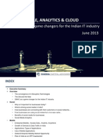 Social Mobile Analytics Cloud