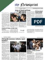Libertynewsprint 10-16-09 Edition