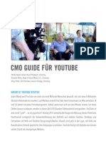 CMO Guide für YouTube