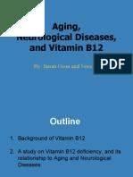 nut 198 presentation on aging neurological dz and b12