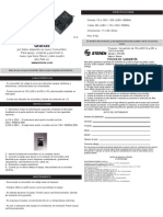 Staren Converter 910-050 User Manual