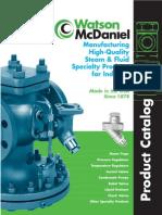 Watson McDaniel Product Catalog-2013