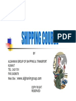 Shipping Course