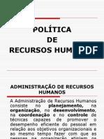 2 - Política de Recursos Humanos.ppt
