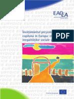 Educatie Timpurie Europa