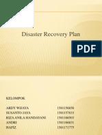 Disaster Recovery Plan Pada PT Telekomunikasi Indonesia Tbk