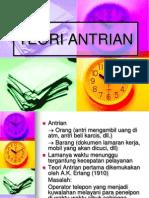 Modul or - Teori Antrian