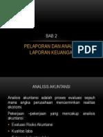 Bab 2pelaporan Dan Analisis Laporan Keuangan