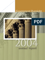 POGO 2004 Annual Report