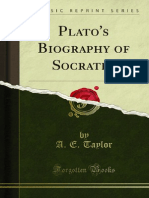 Platos Biography of Socrates 1000044153