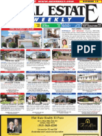 Real Estate Weekly - El Paso, Texas