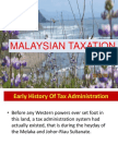 2. Malaysian Tax System and Administration