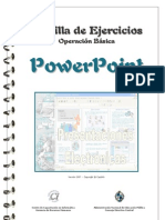 Ejercicios Power Point Basicos