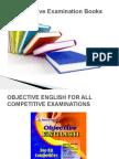 Competitive Examination Books