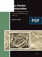 Collins, R. (2012) The Petrine Instauration. Religion, Esotericism and Science at the Court of Peter the Great, 1689–1725