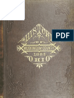 History of Muskingum County
