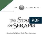 StaffofSerapis Excerpt Trade Pbk