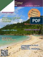 Parrot Time - Issue 5 - September / October 2013