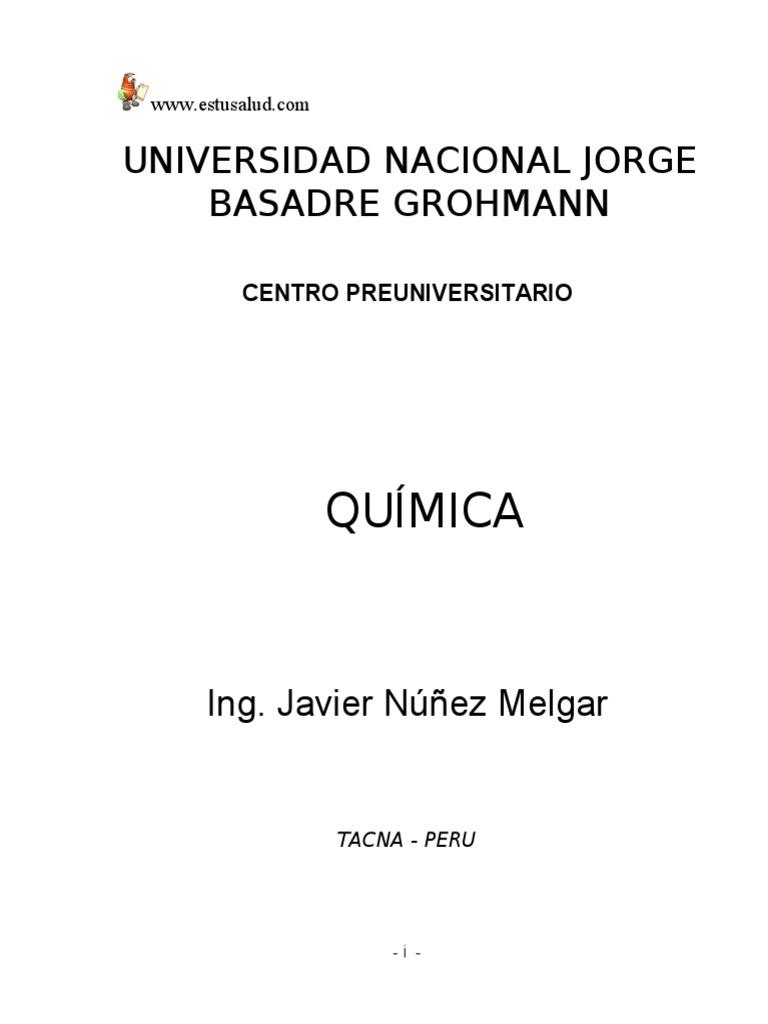 64635429 Libro de Quimica Para Preuniversitario Www Estusalud