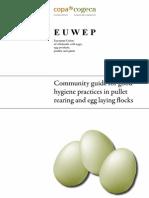 Community Guide Pullet EGG En