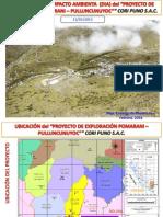 Presentación 2 DIA Pomarani - Pulluncunuyoc