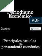Escuelas Economicas y Pensadores