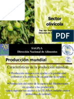 Aceite de Oliva Mercado Mundial