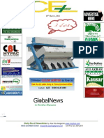 10th March 2014 Daily Global Rice E-Newsletter by Riceplus Magazine