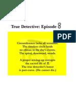 True Detective - Episode 8