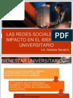 lasredessocialesysuimpactoenelbienestaruniversitario-111030171531-phpapp02