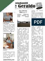 Jornal Estudandil Padre Geraldo