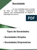 Sociedade Junta CNPJ IE