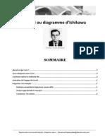 Le 6M Diagramme Ishikawa
