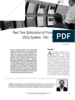 Real Time Optimization of Process Plant