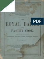 Royal Baking Powder Recipes