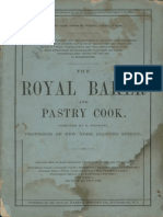 Royal Baking Powder Recipes