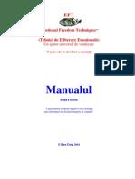 Manual Tehnici Eliberare Emotionala