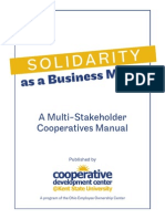 Solidarity as a Business Model