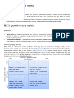 BCG Growth