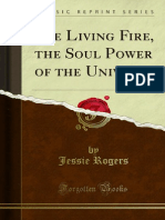 The Living Fire the Soul Power of the Universe 1000072880