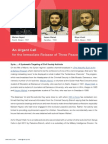 An Urgent Call for the Immediate Release of Three Peaceful Activists