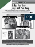 Drugs Info Sheet &Exercises