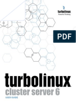 Turbo Linux Cluster Server Users Guide