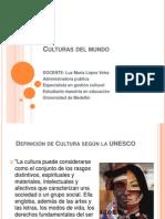 Diapositivas Culturas Del Mundo Fundamentos