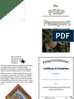 PEEP Passport