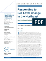 Responding to Sea Level Change in the Northeast
