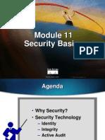 11 Security Basics