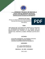 Proyecto de Tesis - Carlos Pineda